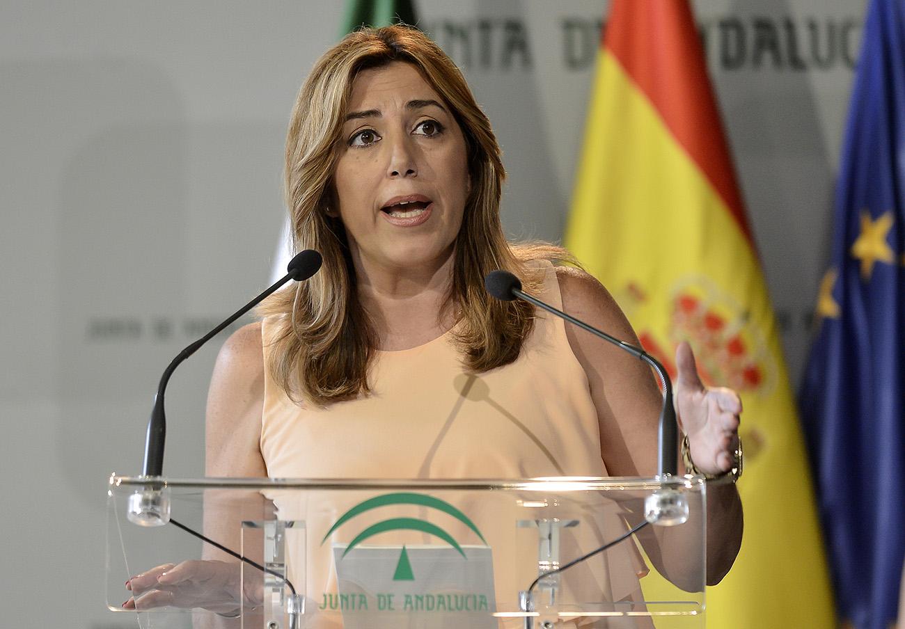 """Díaz a la presidenta de FACUA: """"los abusos en festivales y aeropuertos no son competencia de Andalucía"""""""