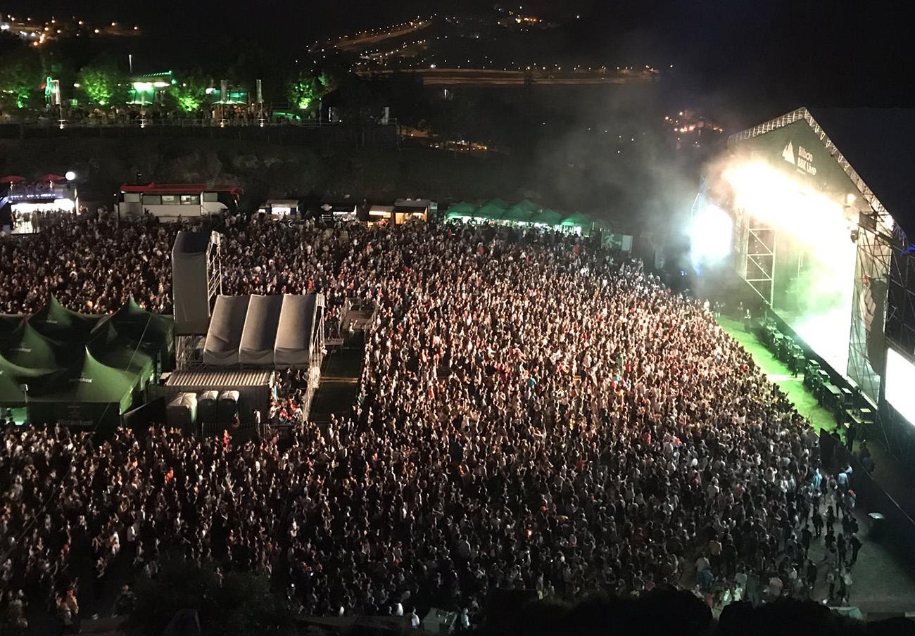 FACUA Euskadi denuncia a la promotora del Bilbao BBK Live por quedarse con dinero de los asistentes