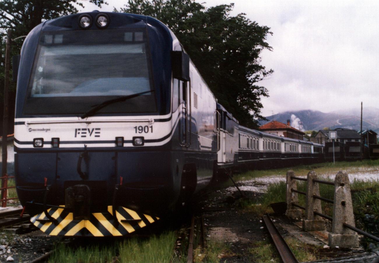 FACUA pide a Renfe que mantenga las líneas y la frecuencia de los trenes de Cercanías de Feve en Gijón