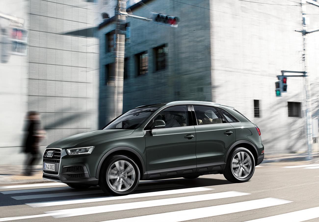 FACUA alerta de la llamada a revisión de los Audi Q3 tras detectarse un fallo en las luces de frenado