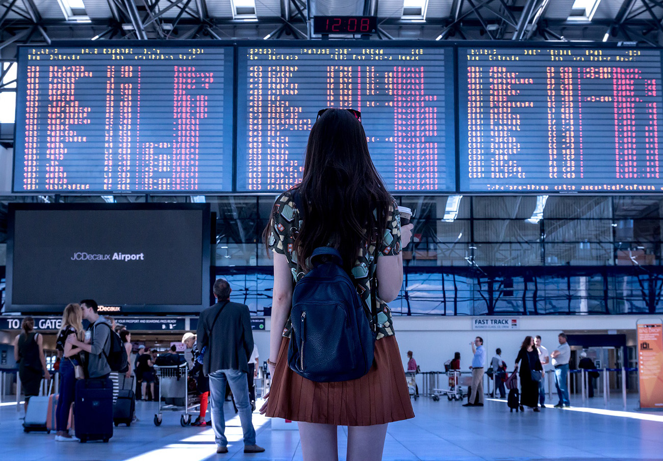 FACUA insta a los afectados por la huelga de Seguridad en el aeropuerto de El Prat a reclamar ante Aena