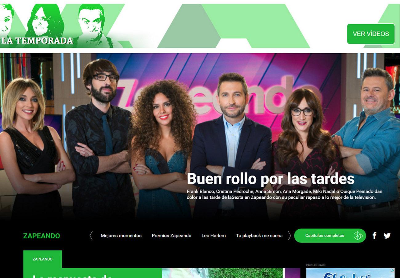 Imagen: captura de la web de La Sexta.