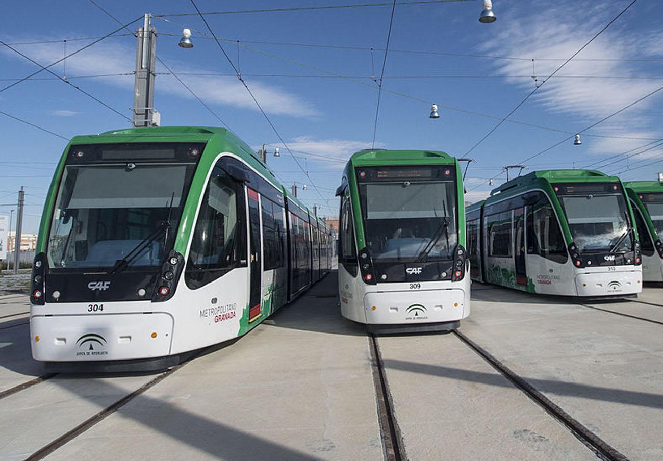 FACUA Granada reclama a la Junta medidas para garantizar la efectiva puesta en marcha del Metro