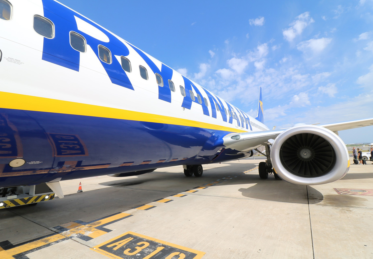 FACUA reminds Ryanair that it must compensate those affected by the strike
