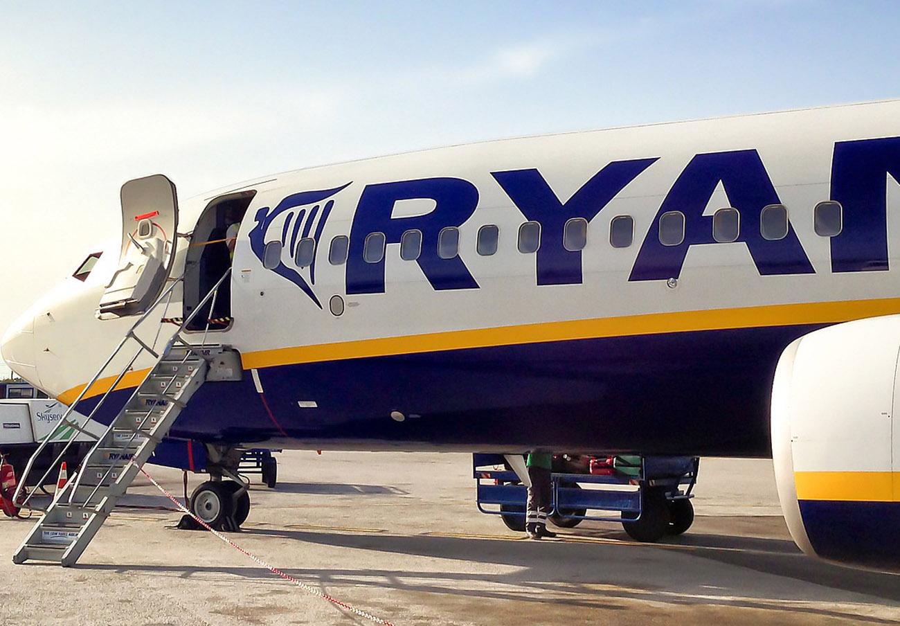 FACUA pide a AESA que sancione a Ryanair por anunciar cancelaciones masivas hasta octubre