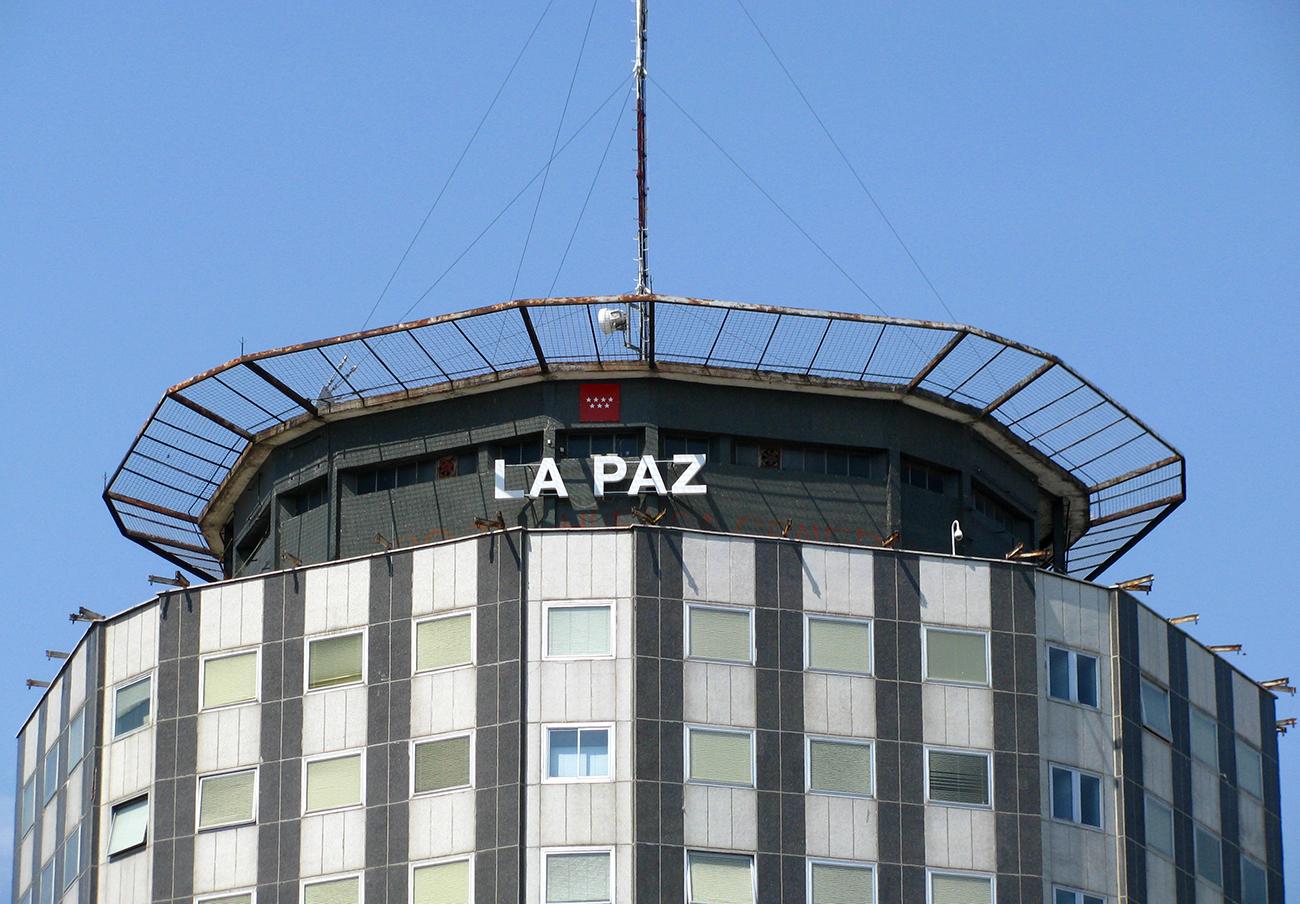 Se inunda la sala de espera de la UCI pediátrica de La Paz de Madrid por la avería de un climatizador