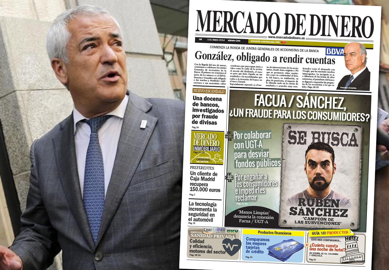 Pineda vuelve a decir que olvidó la contraseña para no tuitear otra condena por difamar a Rubén Sánchez