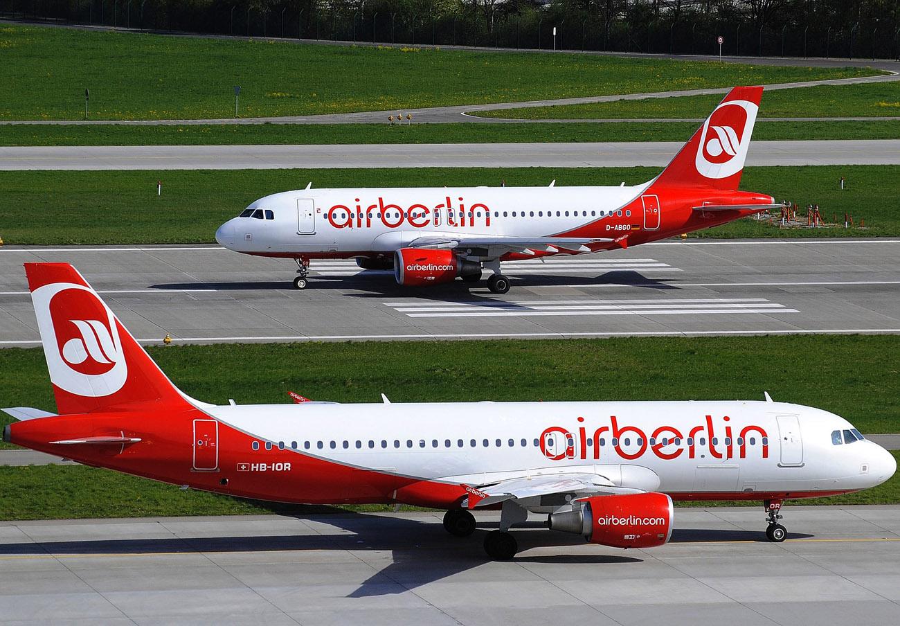 Segundo expediente sancionador a una empresa por sus líneas 902: tras Ryanair, ahora Air Berlin