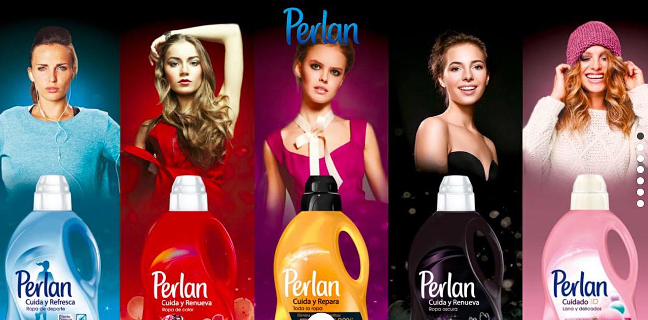FACUA pide la retirada de los anuncios machistas de Perlan que asocian el lavado de la ropa con la mujer