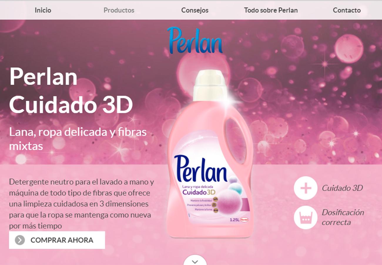 Perlan rectifica tras las críticas de FACUA a su campaña machista: Los detergentes ya se anuncian solos