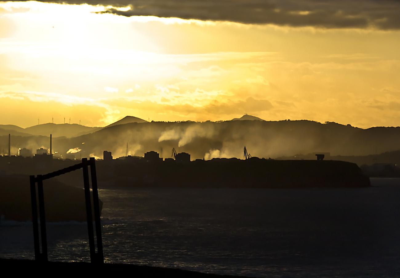 FACUA pide al Principado que no ignore a los ciudadanos y actúe contra la contaminación crónica de Gijón