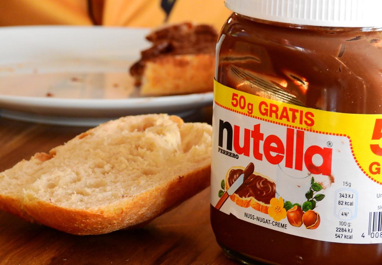 La nueva fórmula de Nutella: aún más azúcar, más grasa y menos avellanas