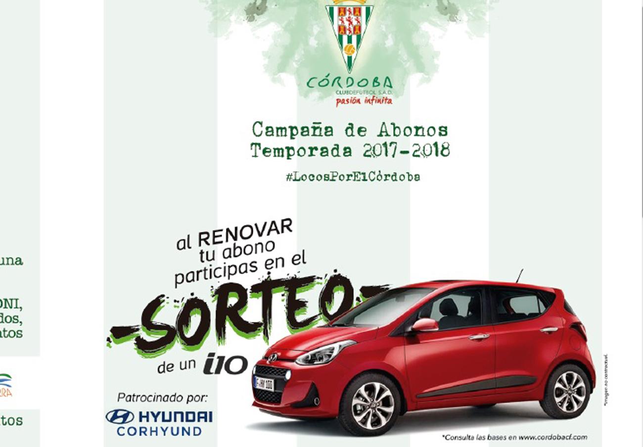De la camiseta al coche fantasma: FACUA pide al Córdoba CF que informe del resultado de su nuevo concurso