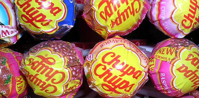 Chupa Chups, sancionada en Italia por publicidad engañosa