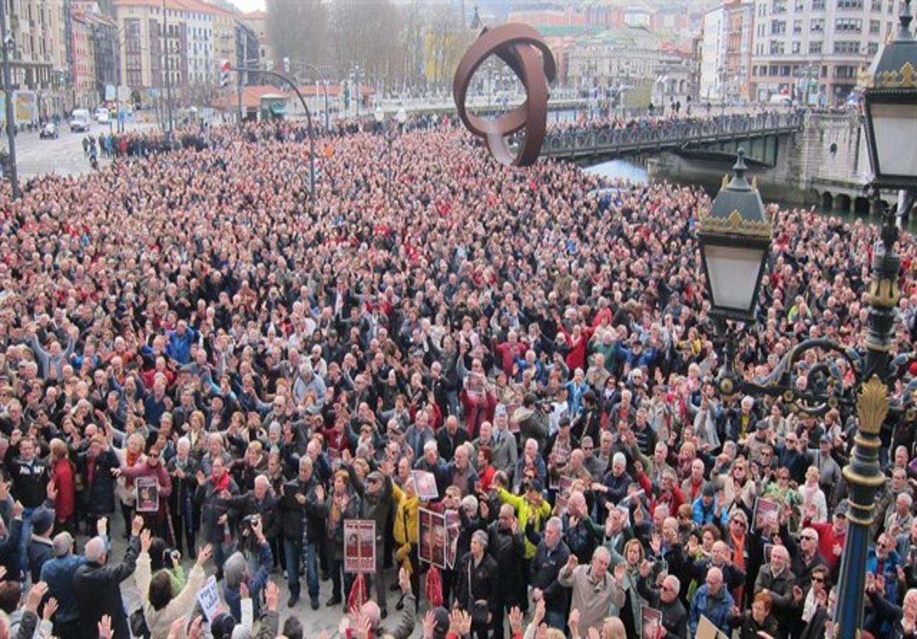 FACUA se suma a la gran movilización en defensa de las pensiones del 17 de marzo