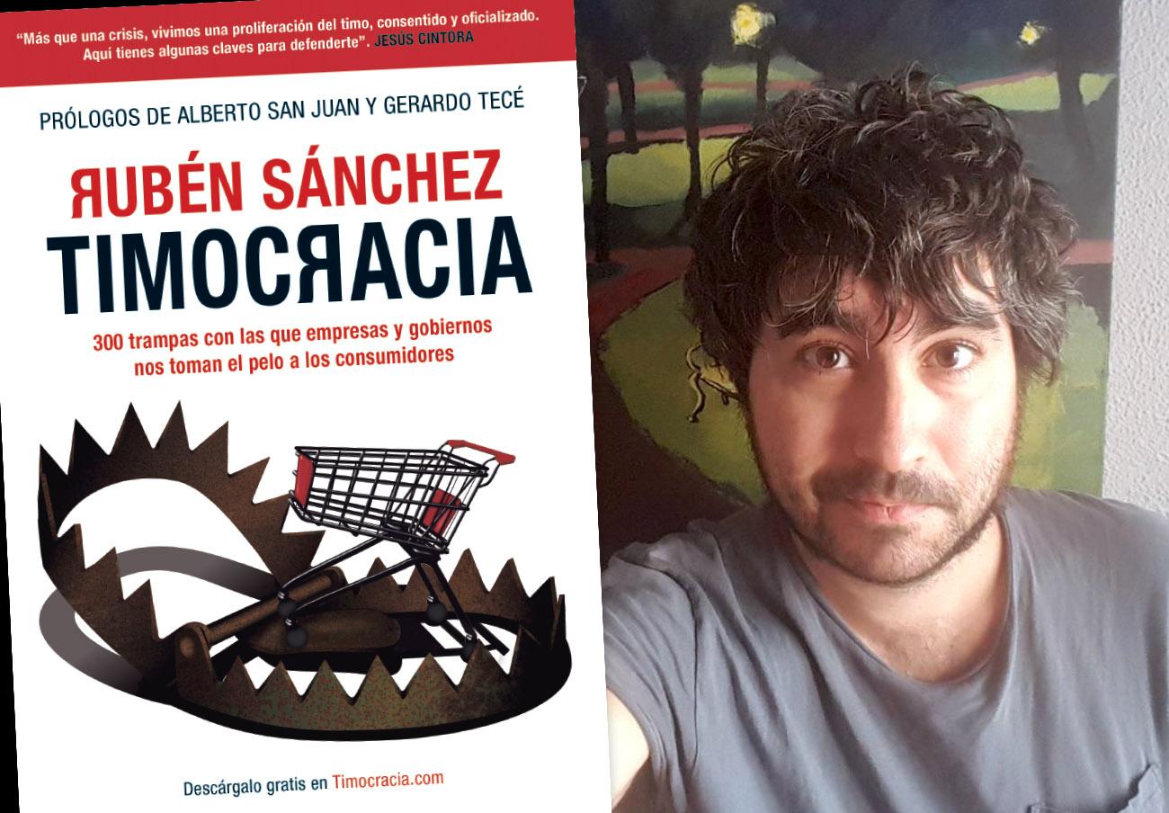 """""""Suena a juego de palabras gamberro pero llamar Timocracia a esta época es de lo más certero"""". @GerardoTC"""