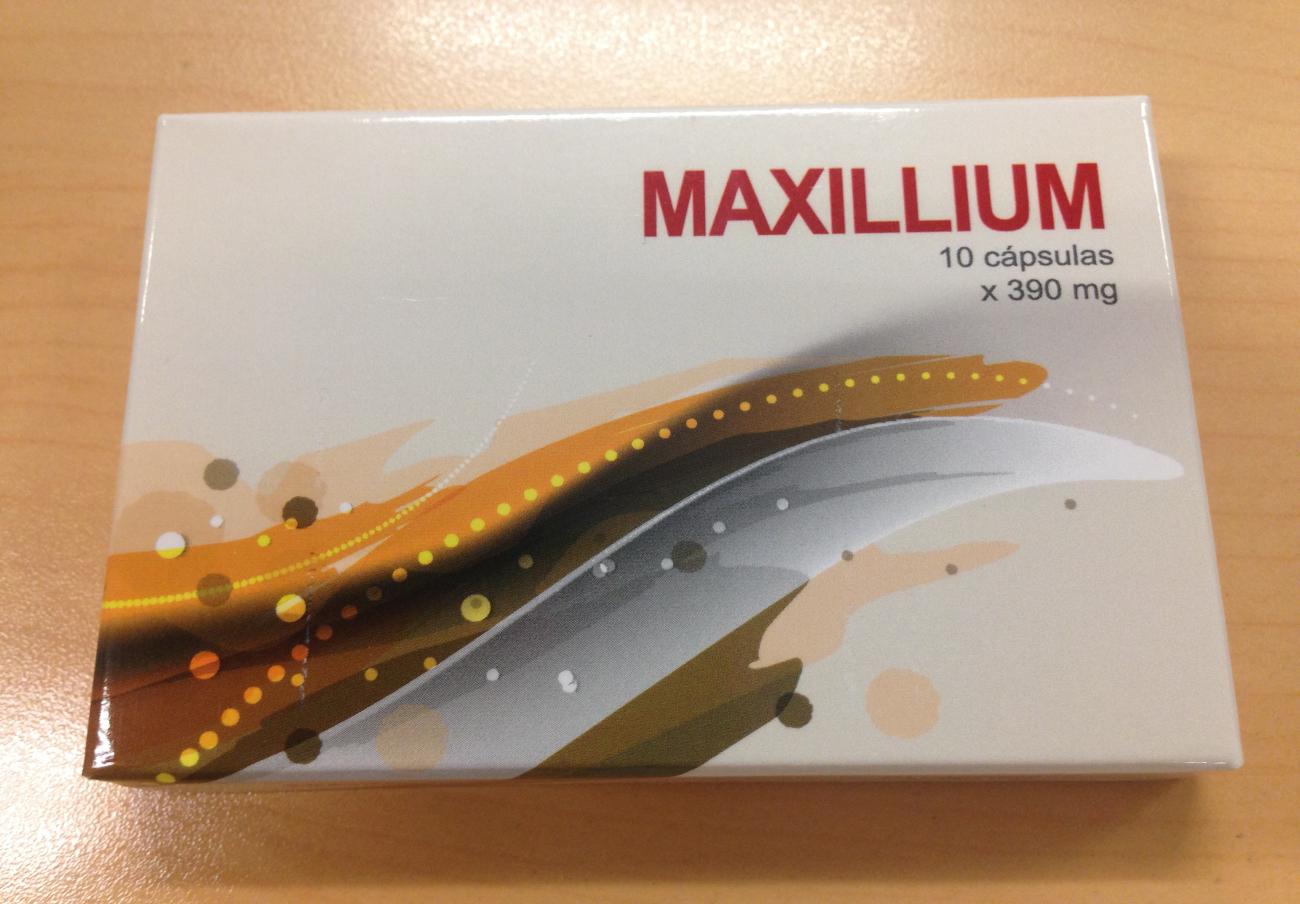 FACUA alerta de la retirada de Maxillium cápsulas, fármaco no autorizado vendido como potenciador sexual