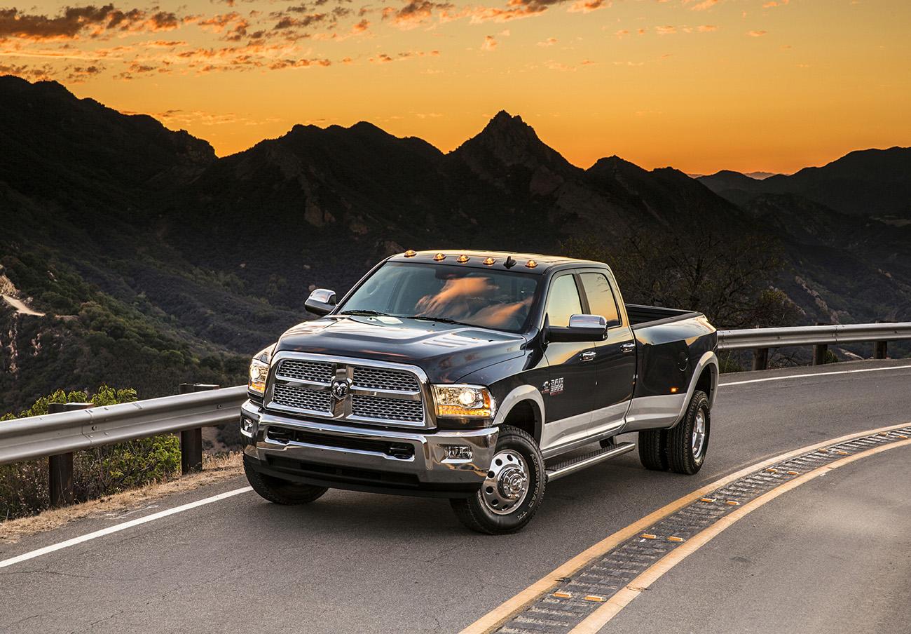 Chrysler llama a revisión a 1,5 millones de vehículos RAM en EEUU por problemas en la transmisión