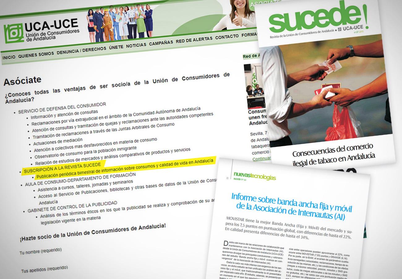 Más irregularidades en UCA-UCE: capta socios ofertando una revista que no publica desde hace dos años