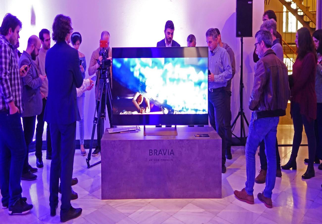 FACUA alerta de que 2 modelos de los televisores Sony Bravia no se encienden por un fallo de fabricación