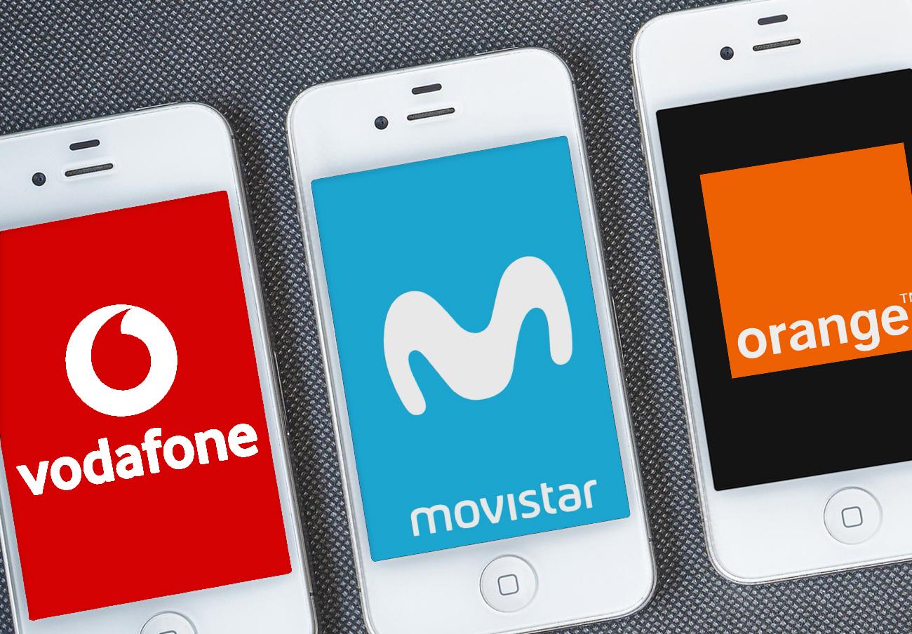 FACUA denuncia a Movistar, Vodafone y Orange ante Competencia por las subidas al unísono de sus paquetes