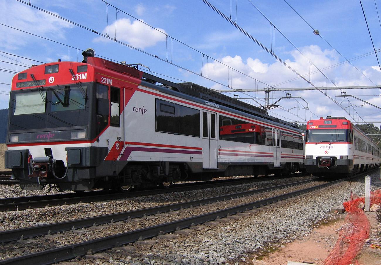FACUA insta a Renfe en Asturias a que garantice el transporte ferroviario en la zona de Langreo