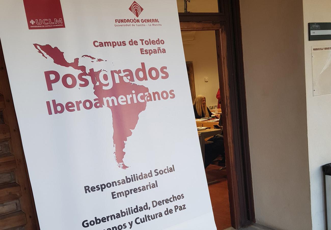 El portavoz de FACUA habla sobre el movimiento consumerista en el I Máster Iberoamericano RSE en Toledo