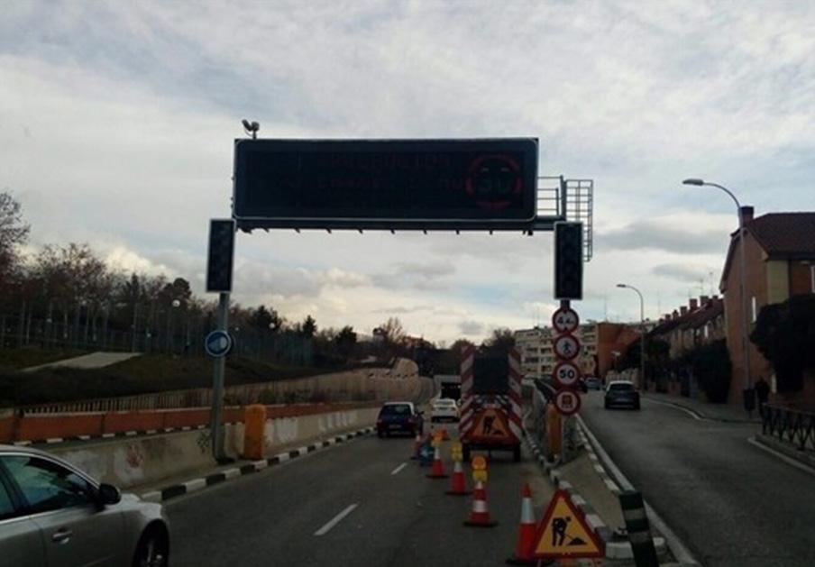 El Ayuntamiento de Madrid quita temporalmente a Dragados la gestión de nueve túneles de la capital