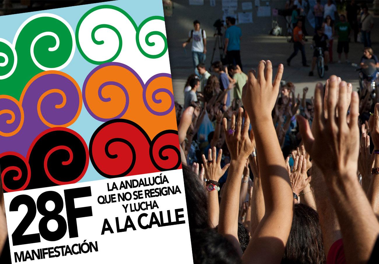 FACUA Andalucía se suma a los actos del 28F en defensa de los derechos de los consumidores