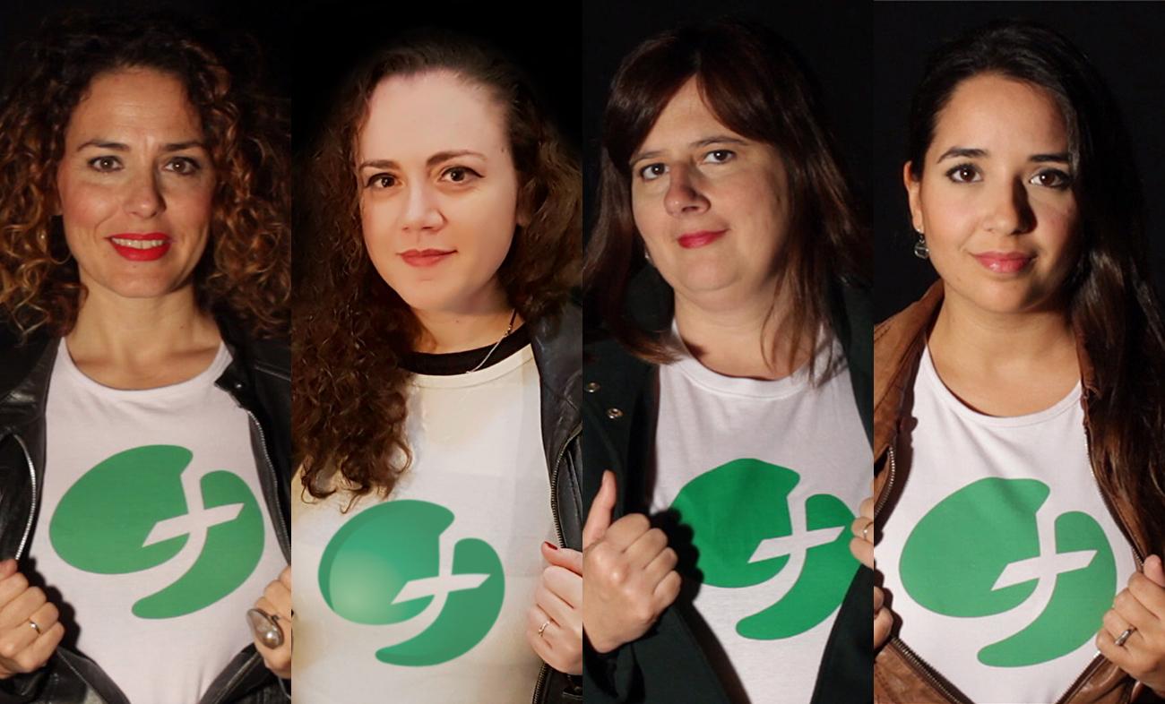 Las profesionales de la comunicación de FACUA firman el manifiesto #LasPeriodistasParamos en apoyo al 8M
