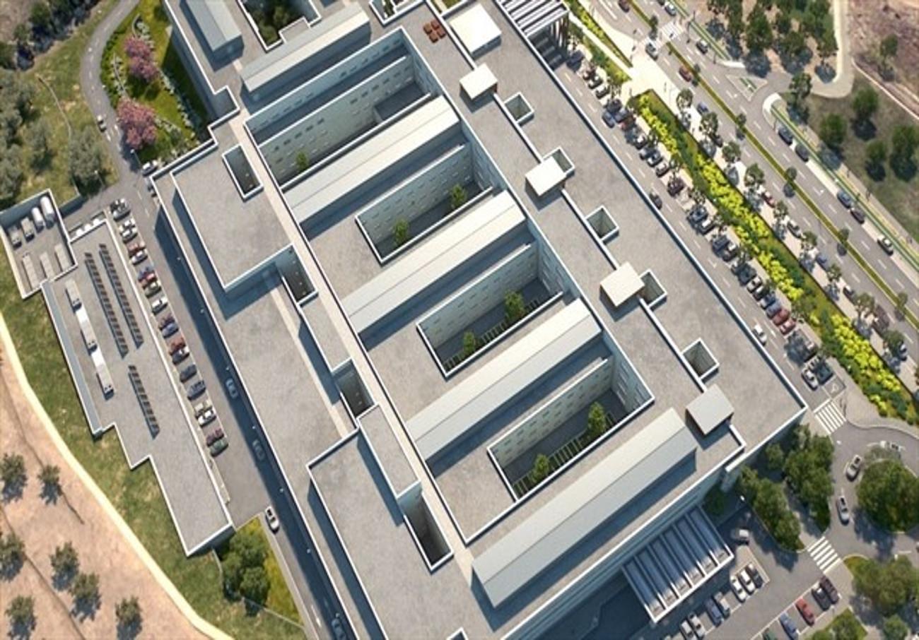 FACUA reclama que se reinicien las obras de construcción del hospital de Alcañiz (Teruel)
