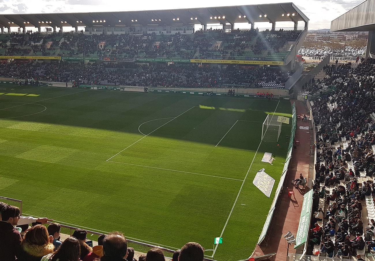 FACUA Córdoba reclama al Córdoba CF que el estadio de El Arcángel sea un lugar sin humos