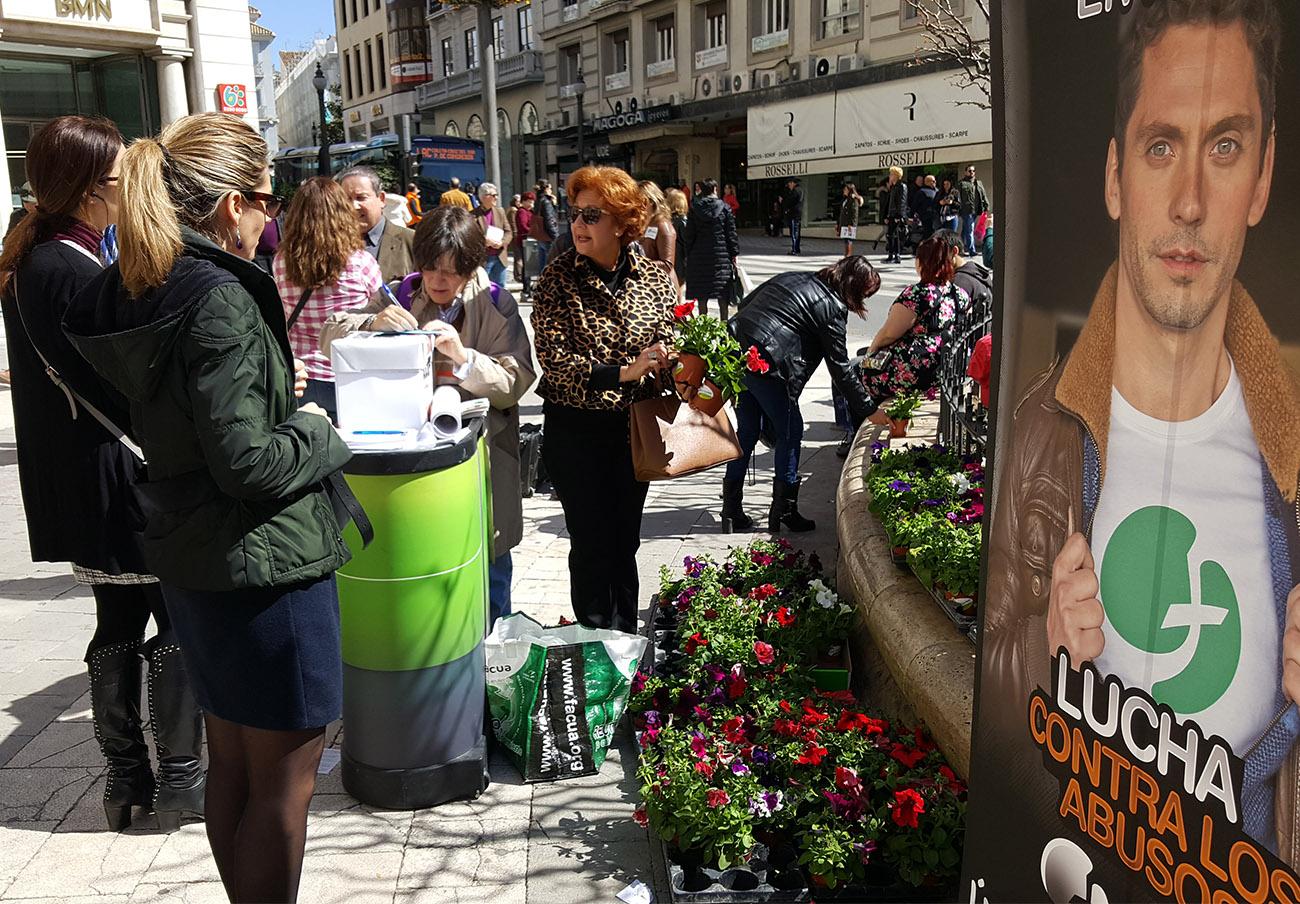 FACUA sale a la calle en 23 ciudades este 15 de marzo, Día Mundial de los Derechos de los Consumidores