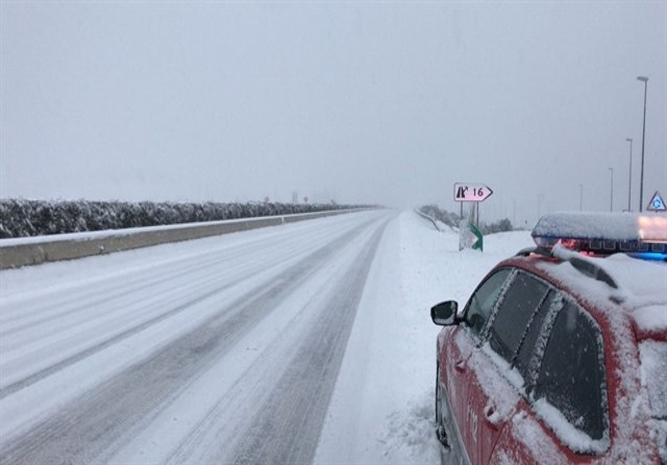 FACUA solicita al Ayuntamiento de Pamplona que garantice la circulación durante las próximas nevadas