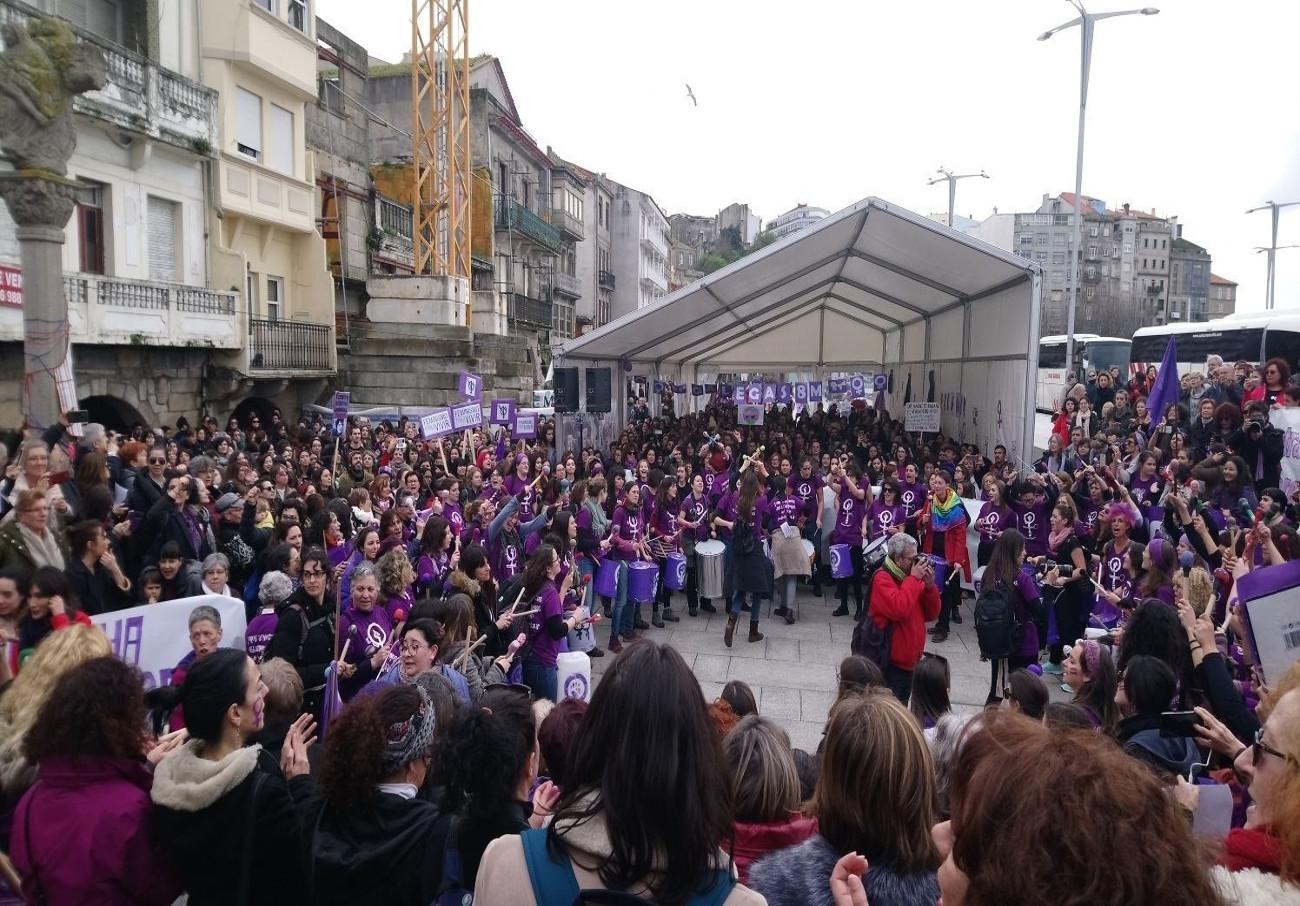 FACUA muestra su repulsa contra la sentencia de 'La Manada' y apoya las movilizaciones en toda España