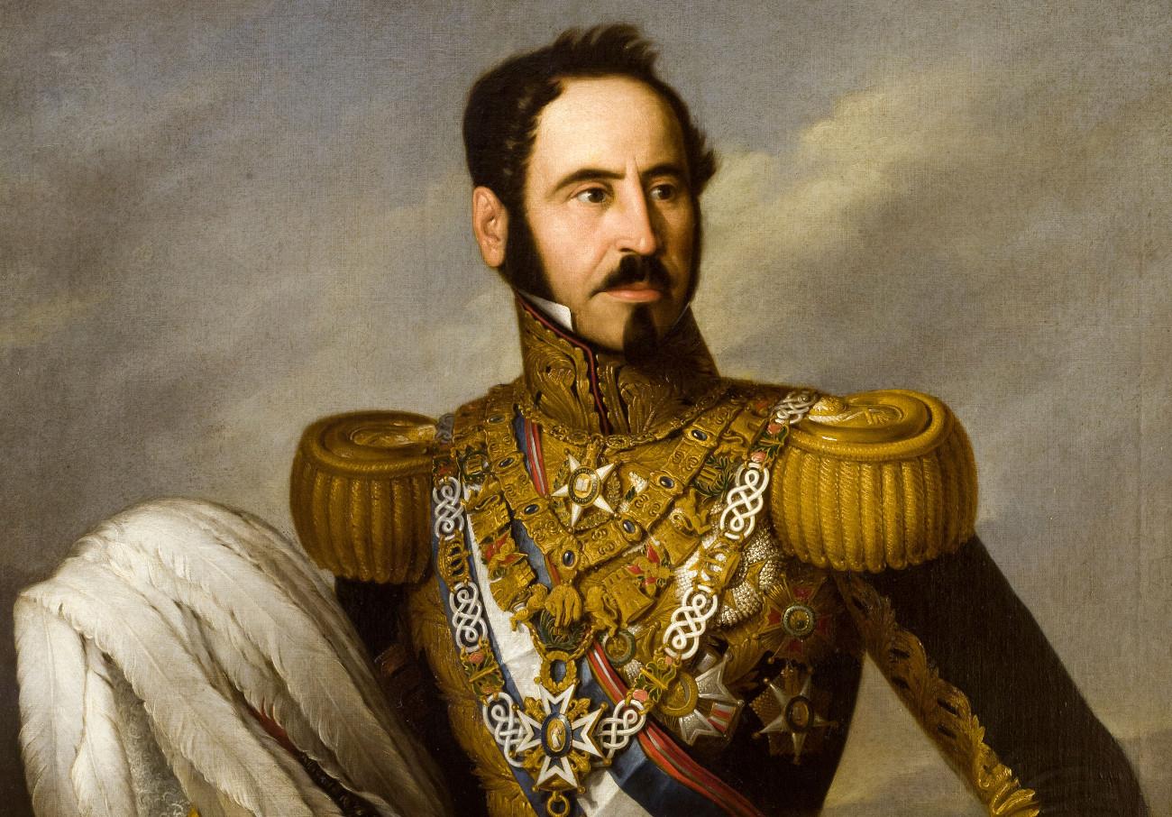 Retrato del general Baldomero Espartero. Casa Consistorial, Ayuntamiento de Sevilla.