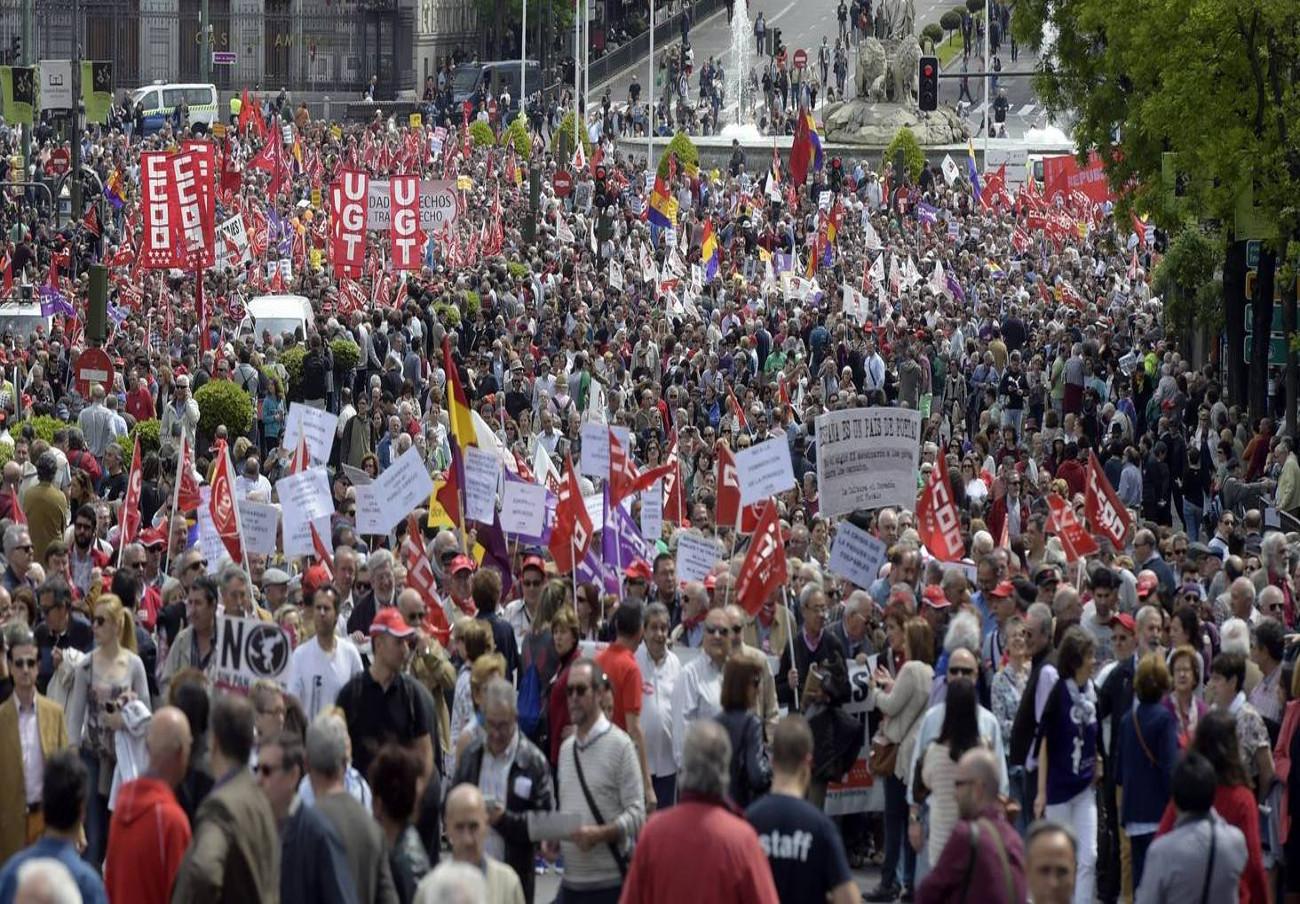 FACUA Andalucía llama a la participación masiva en las manifestaciones por el Día de los Trabajadores