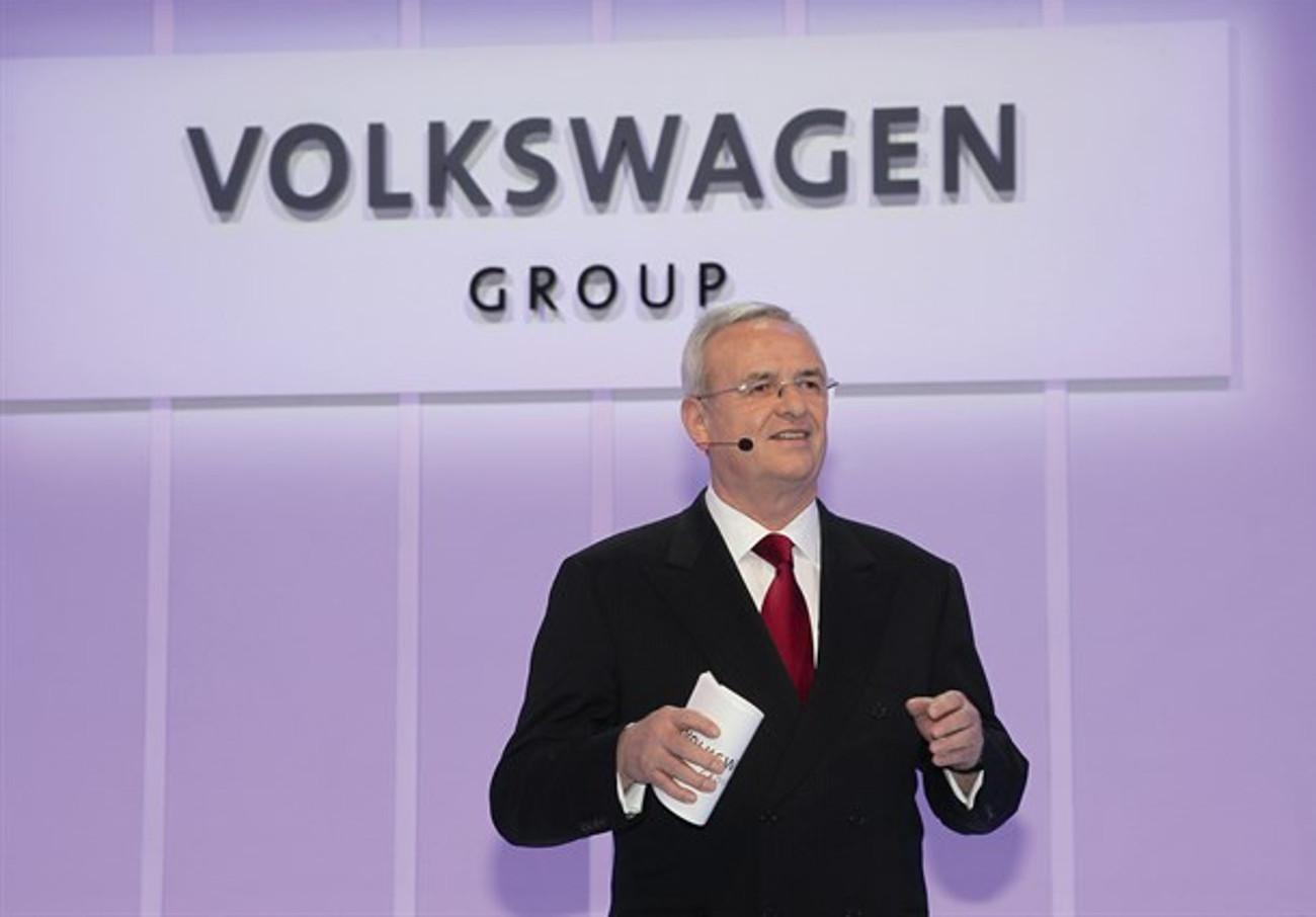 EEUU denuncia al ex presidente de Volkswagen por el escándalo del dieselgate