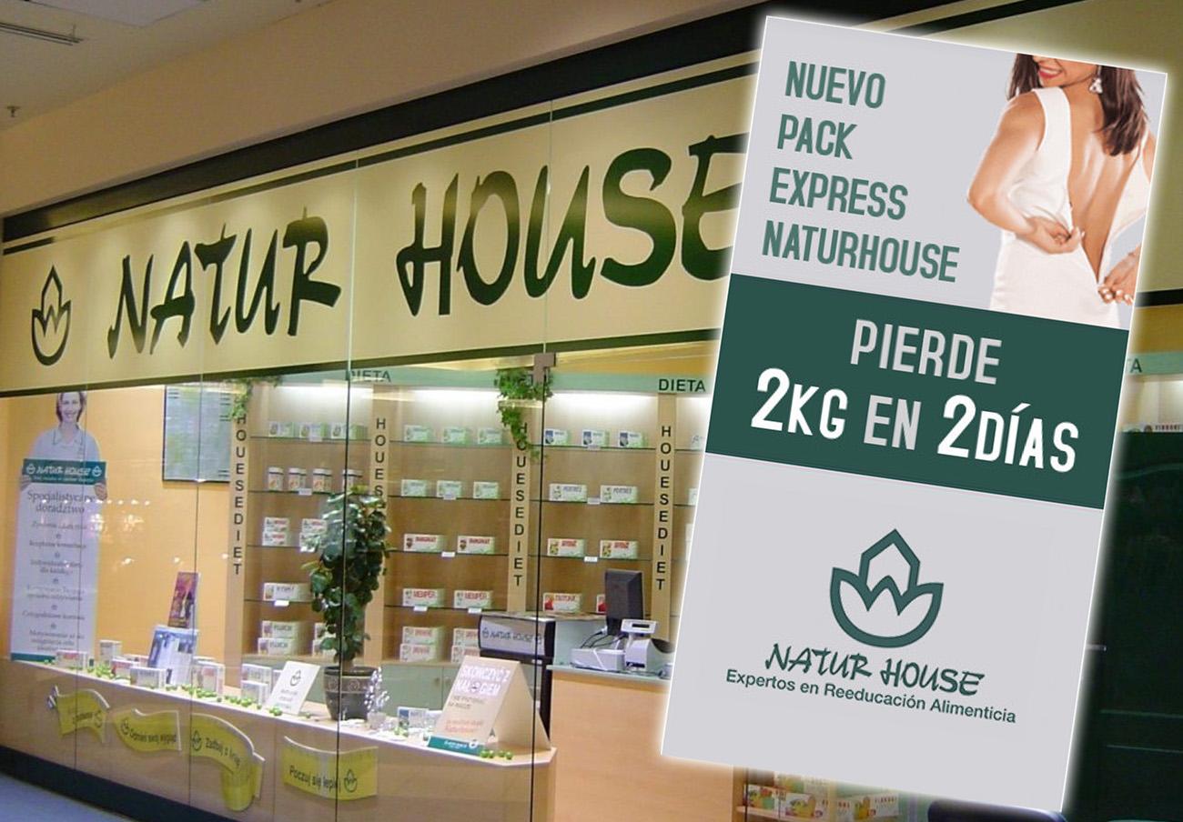 FACUA denuncia Naturhouse per una publicitat enganyosa que promet