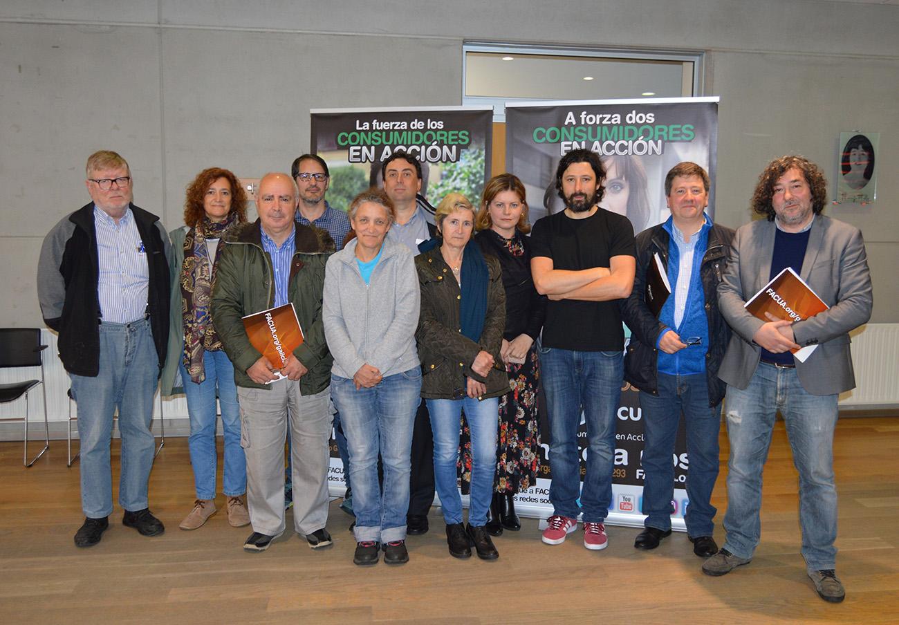 FACUA Galicia celebra su II Asamblea General