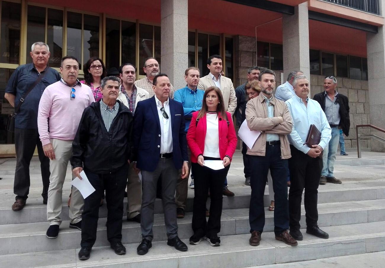 La Plataforma Aparcamientos Reina Sofía lleva la PNL sobre la gratuidad de los párkings al pleno municipal de Córdoba