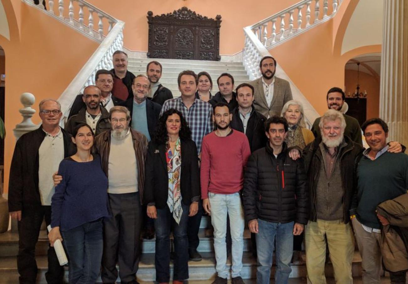 El colectivo Por el Clima de Sevilla sale a la calle para reclamar mejores políticas contra el cambio climático