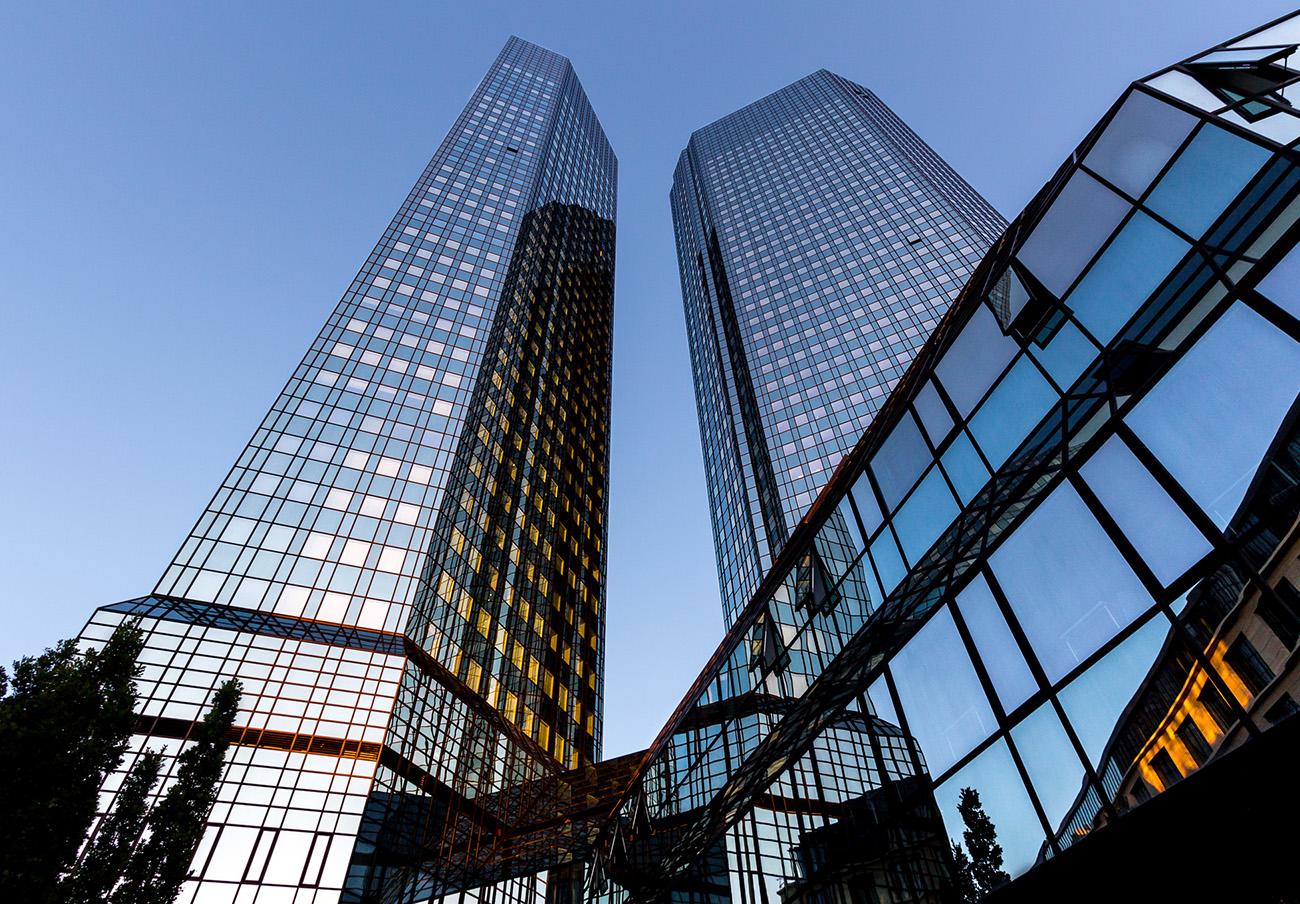 Deutsche Bank pagará una multa de 177 millones de euros en EEUU por manipular el tipo de cambio