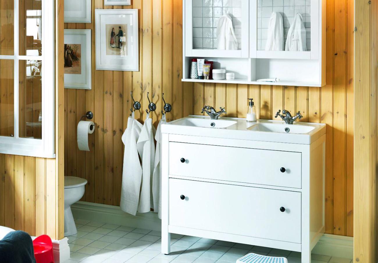 Ikea indemnizará con más de 13.000 euros a un usuario al que su lavabo Odensvik le amputó un dedo del pie