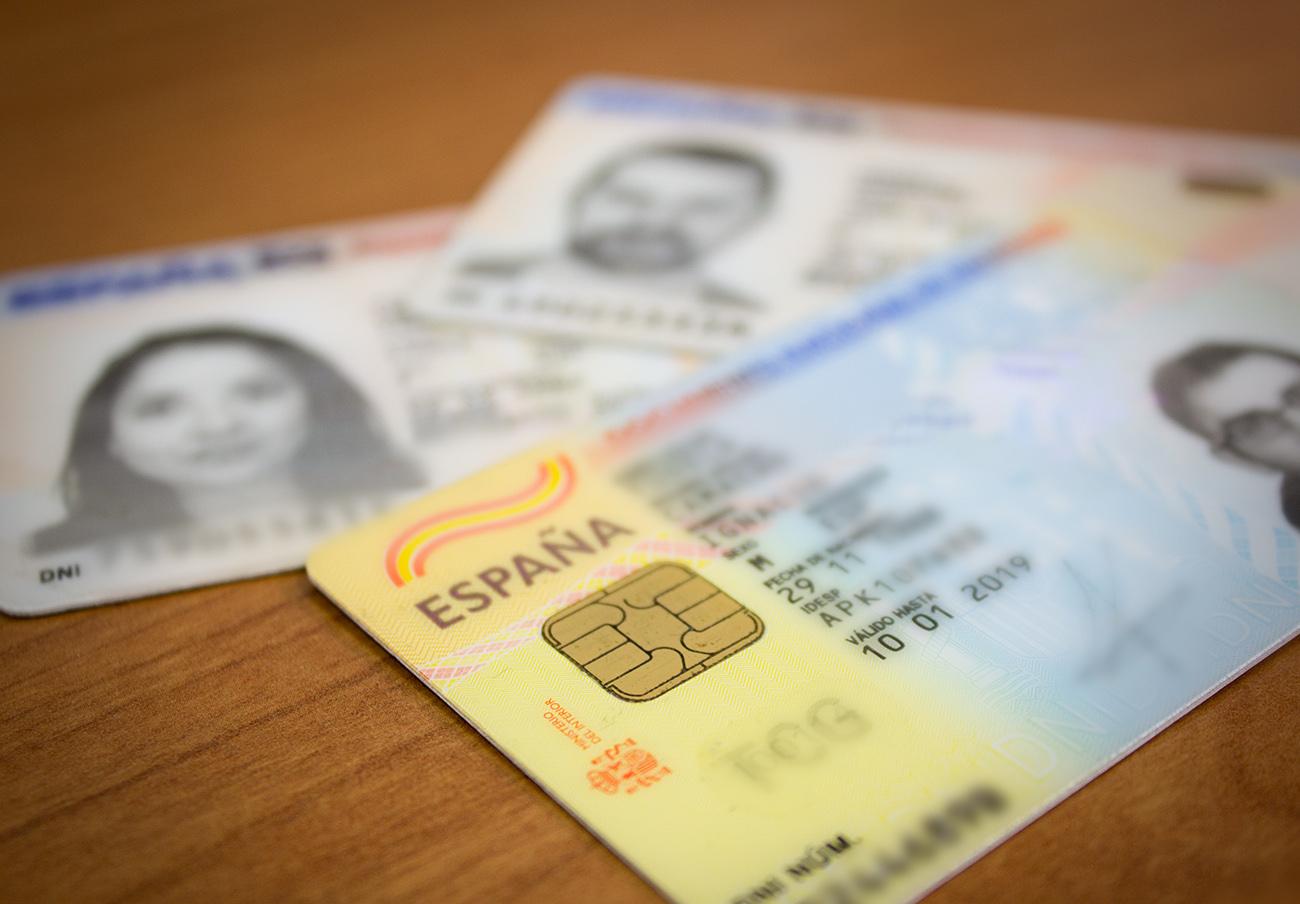 Suben la expedición y renovación del DNI y del pasaporte 1 y 4 euros más respectivamente