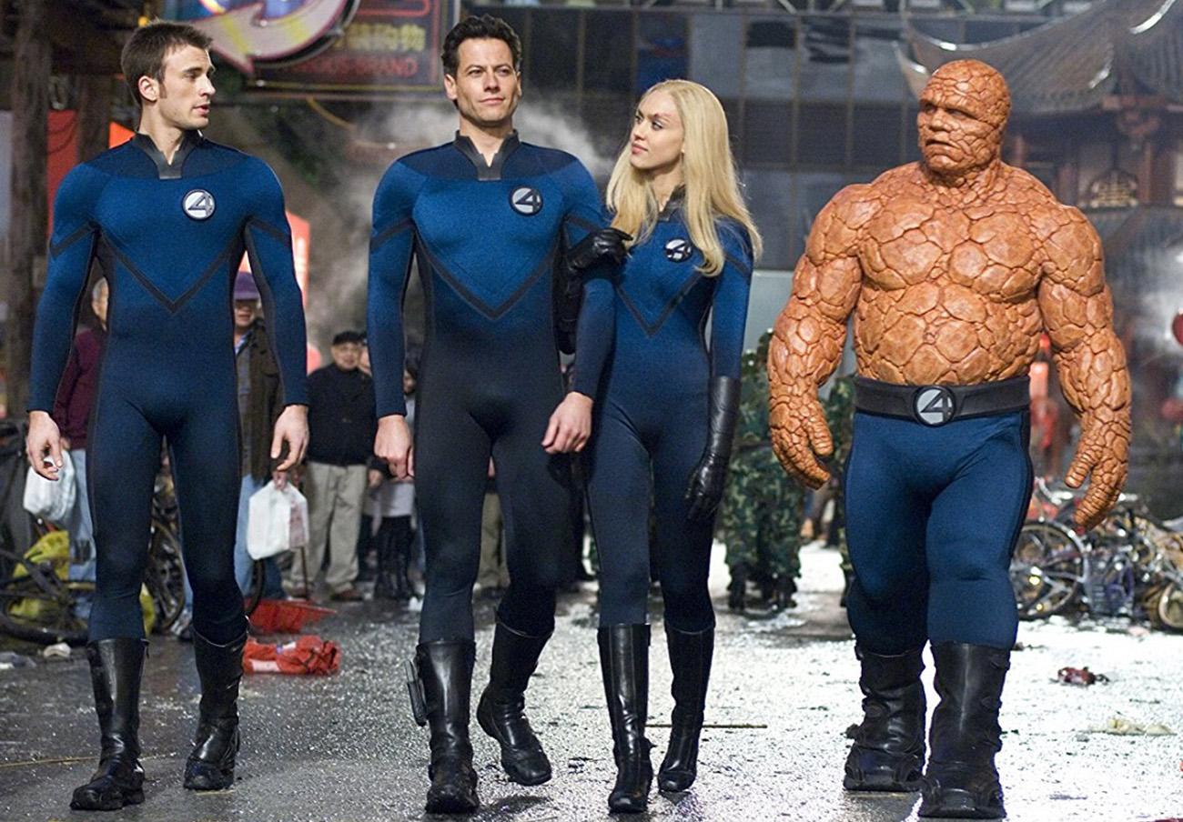 Los 4 Fantásticos (EEUU, 2005) Twentieth Century Fox Film Corporation.