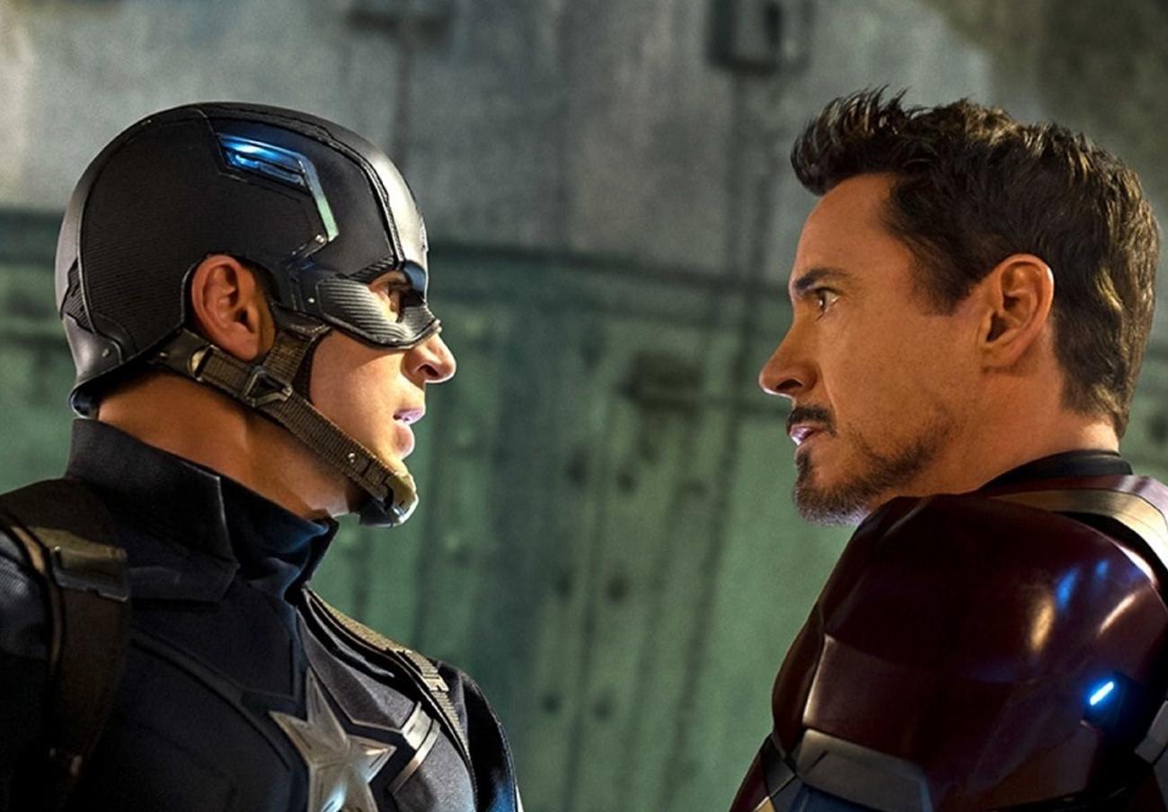 Capitán América: Civil War (EEUU, 2016) Walt Disney Studios Motion Pictures.