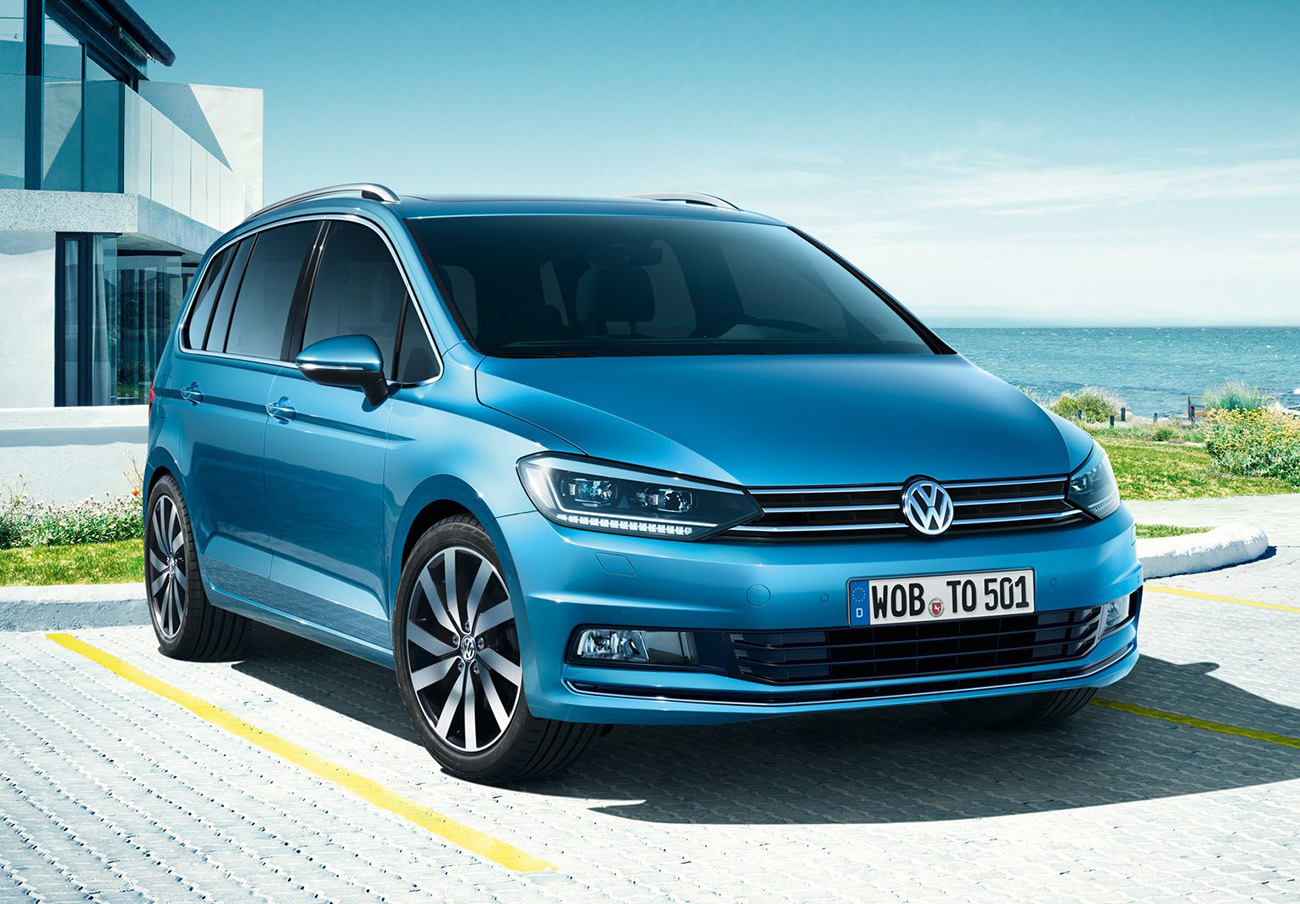 Llamada a revisión a 700.000 Volkswagen Tiguan y Touran por un problema en el techo panorámico