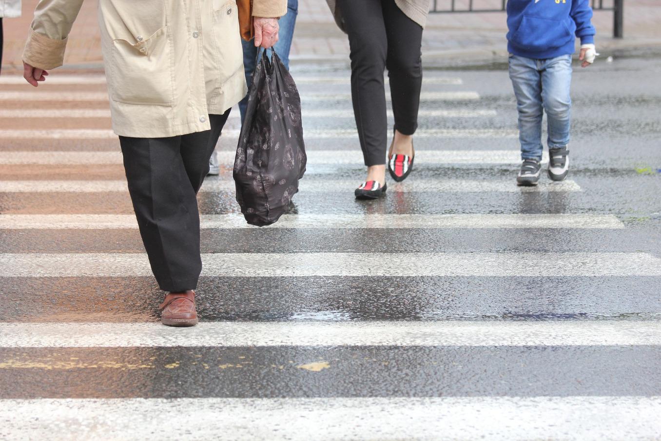 FACUA pide al Consistorio de Pamplona que tome medidas para acabar con los atropellos en pasos de peatones