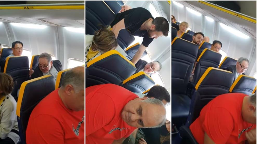 FACUA pide a Cataluña que multe a Ryanair por el ataque racista y xenófobo en un vuelo de El Prat